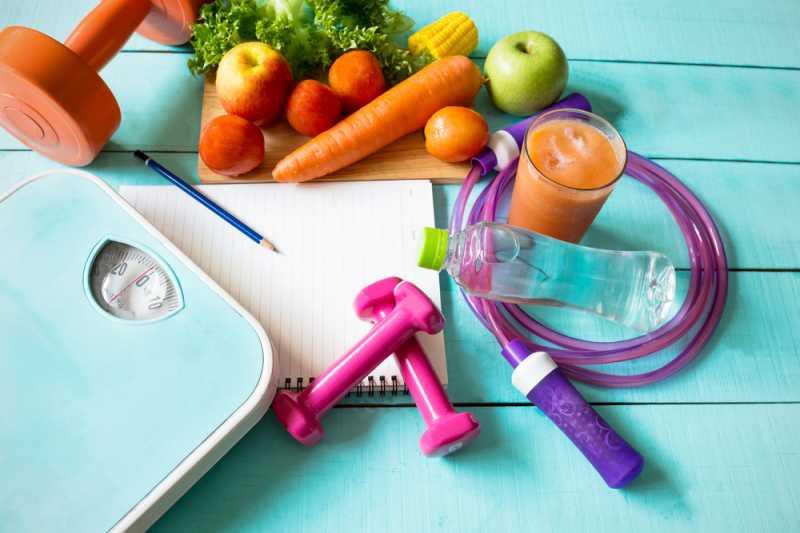 3 Langkah Menurunkan Berat Badan Dengan Diet DASH