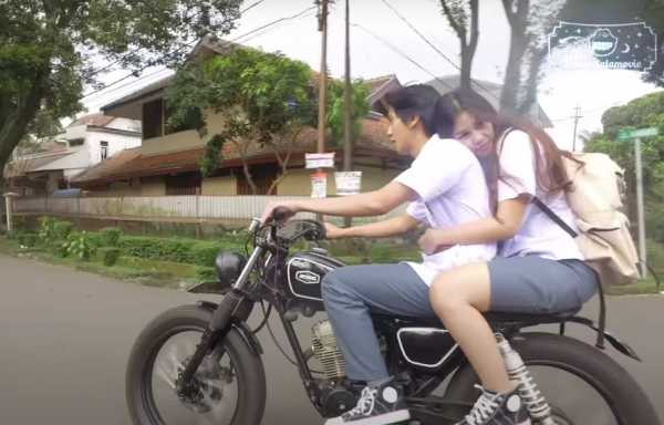 Video Proses di Balik Layar Dilan 1990 Rilis, Netizen Makin Susah Move On