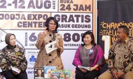 Big Bad Wolf Hadir Perdana di Yogyakarta