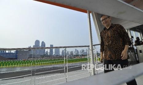 Ketika Dirut Transjakarta Jadi Kondektur Busway