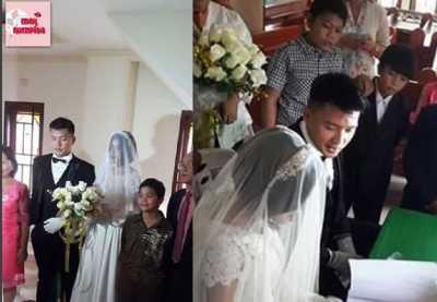 Dirly Idol Menikah dengan Nola Tyaz Handoyo, Selamat!