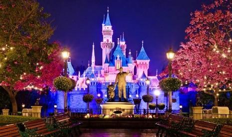 Sketsa Asli Disneyland akan Dilelang