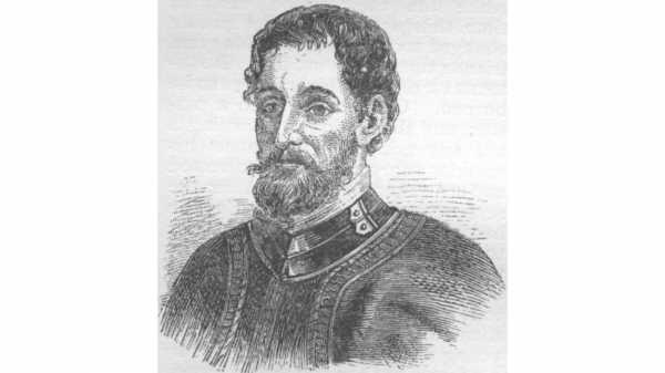 Hernando de Soto, Perwira Spanyol Penemu Amerika Utara
