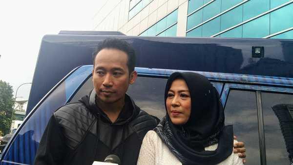 13 Tahun Berkeluarga, Denny Cagur dan Istri Sudah Tak Saling Cemburu