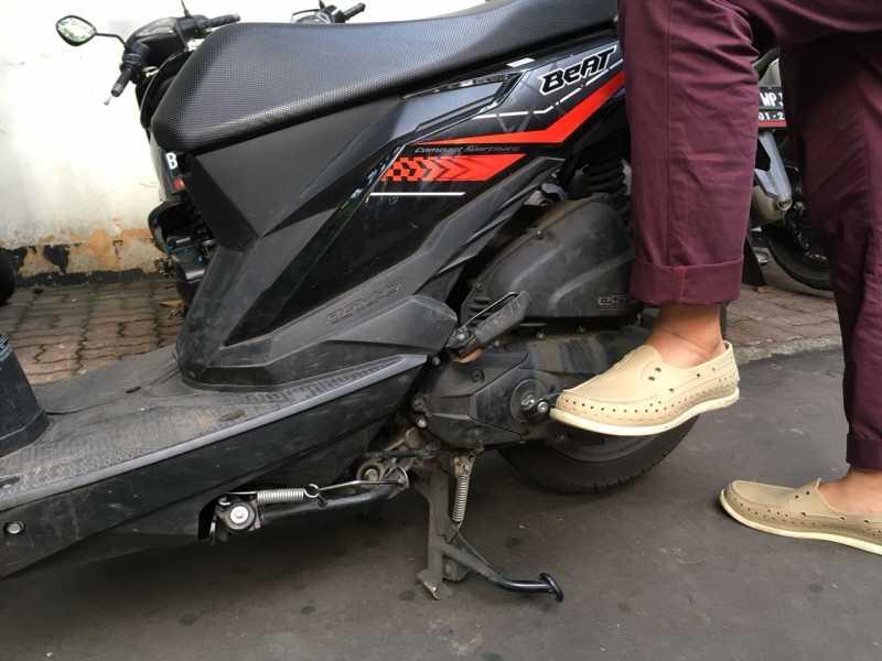 Memanaskan Mesin Sepeda Motor Jangan Lebih dari 5 Menit, Kenapa?