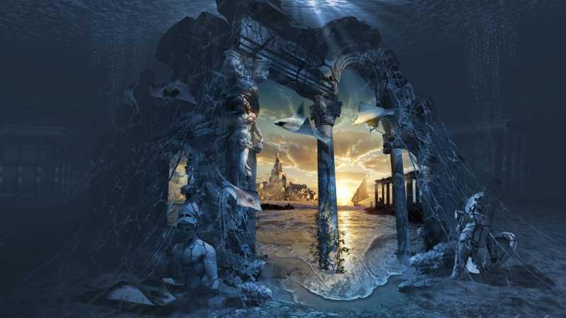 Antara Film Aquaman, Fakta, dan Misteri Negeri Atlantis