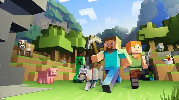 Gara-gara Minecraft, 400 Sekolah di Inggris Diancam Bom
