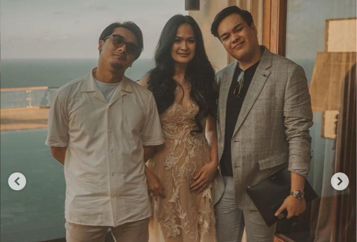 Donna Harun Menikah Lagi, Begini Ucapan Dari Ricky Harun - Jeje Soekarno