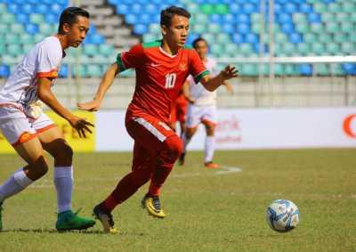 Timnas U-19 Hadapi Thailand di Semifinal