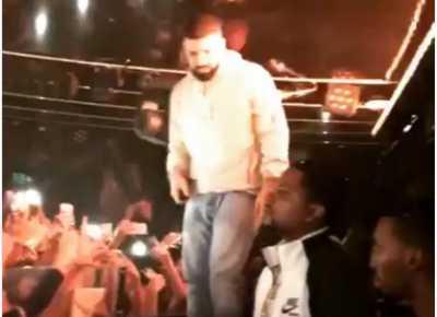 Drake Memarahi Penonton Konsernya yang Kurang Ajar pada Wanita