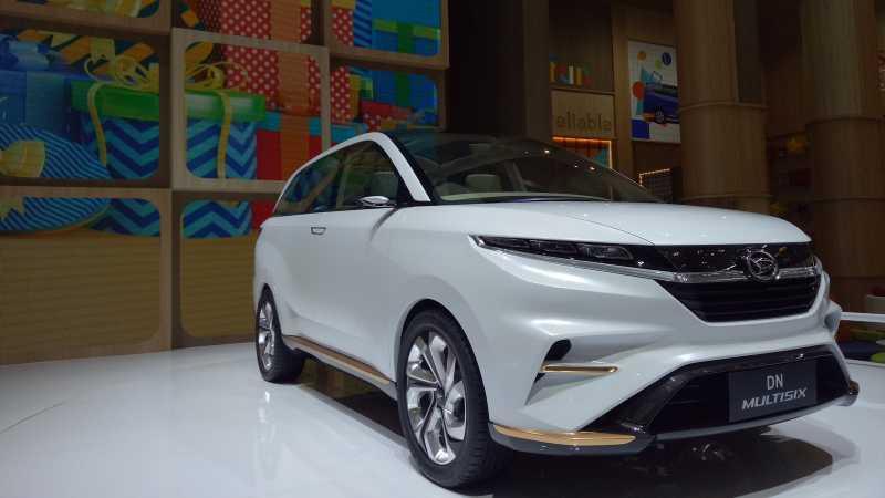 Toyota-Daihatsu Siapkan Mobil Baru, Kawin Silang MPV dengan SUV?
