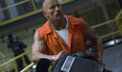 Fate of The Furious akan Kalahkan Pendapatan Jurrasic World?