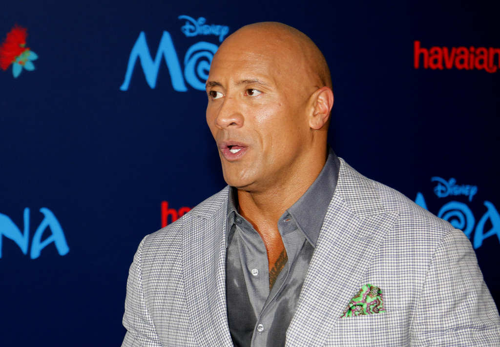 Dwayne Johnson Bilang Pernah Diminta Berhenti Menyebut Dirinya The Rock