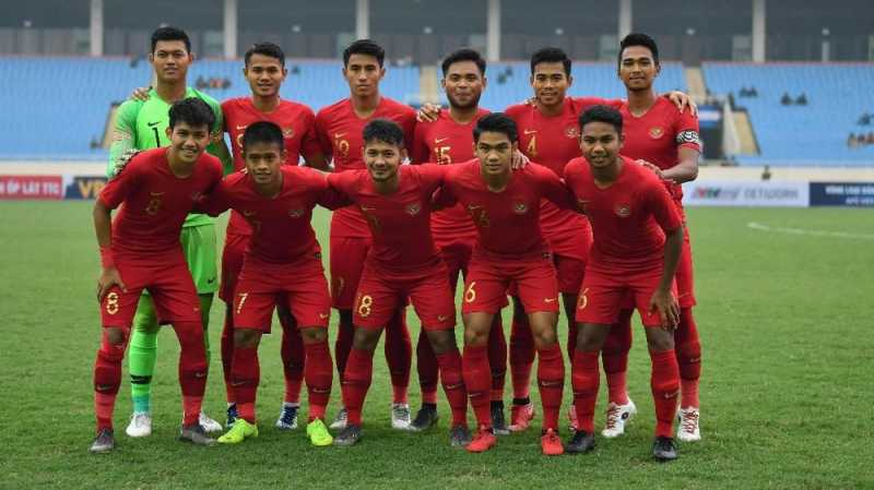 Timnas Indonesia U-23 Bermain Imbang Lawan PSIM