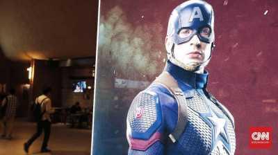 Penonton Kecewa Usai Tonton Ulang Avengers: Endgame