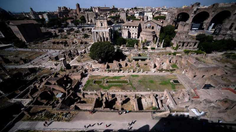 Lokasi Pembunuhan Julius Caesar Akan Dijadikan Objek Wisata