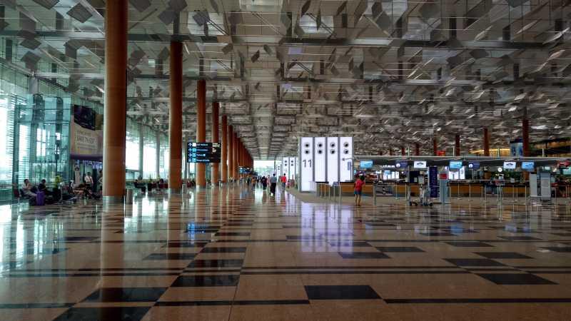 5 Aktivitas yang Bisa Kamu Nikmati Secara Gratis di Bandara Changi