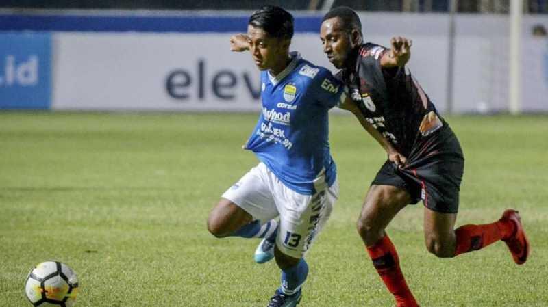 Persipura vs Persib, Maung Bandung Punya Rekor Positif