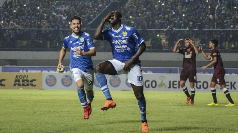 PSIS Kalahkan Persib 3-0 di Liga 1 2018