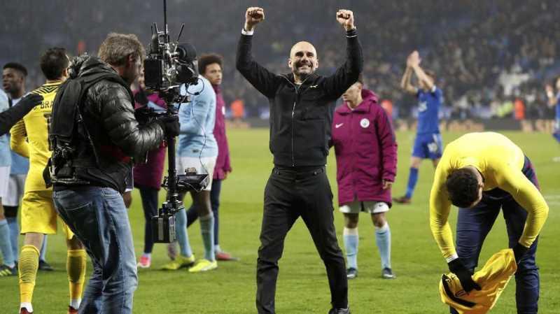 Guardiola Butuh Dua Kemenangan untuk Cetak Rekor Baru