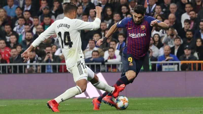Jadwal El Clasico Real Madrid vs Barcelona di Liga Spanyol
