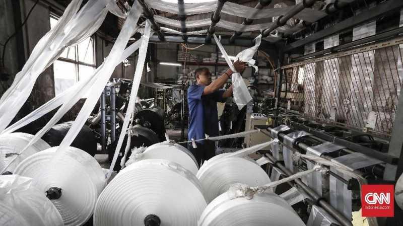 Produksi Plastik Asia dan Amerika Serikat Naik, Eropa Turun