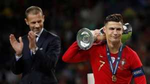 Ronaldo Juara UEFA Nations League, Messi Jadi Bulan-bulanan