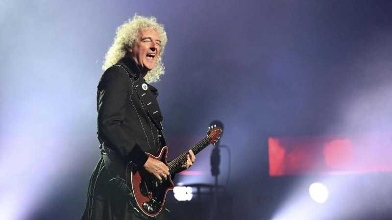 Brian May Sampaikan Duka Cita untuk Seventeen