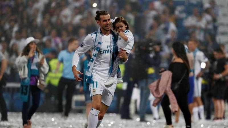 Ronaldo Pergi, Bale Disayang Real Madrid