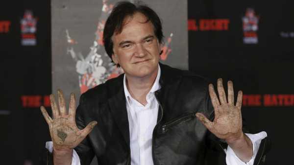 Quentin Tarantino Hadapi Pembobol Rumah
