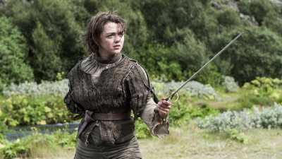 Arya Stark Bocorkan Akhir Cerita Game of Thrones