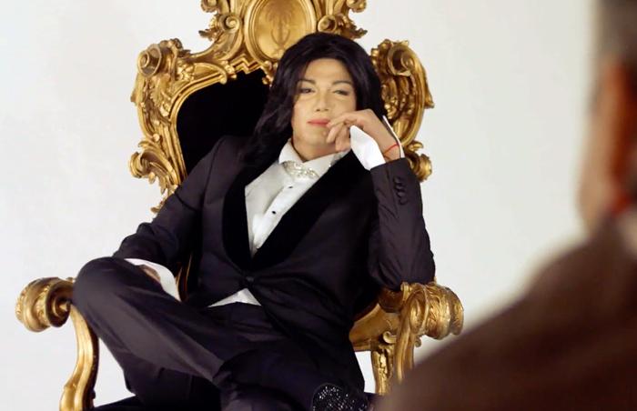 Bocoran Film Biopic Michael Jackson