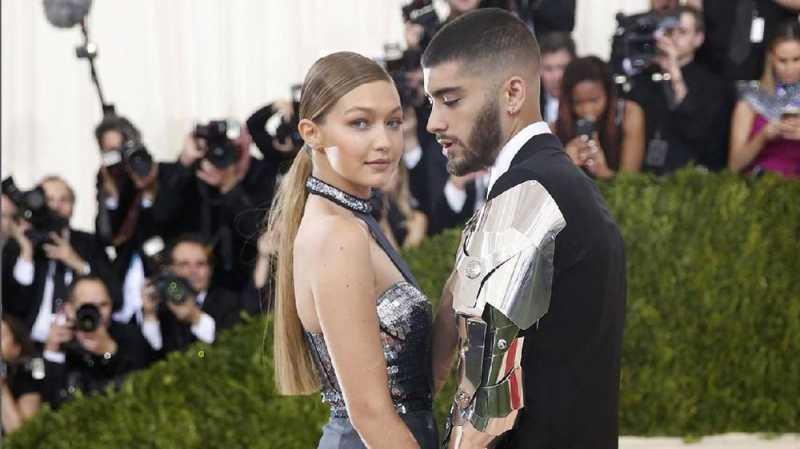 Gigi Hadid dan Zayn Malik Kembali Mesra Setelah Putus