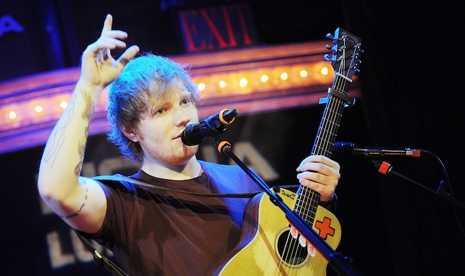 Ed Sheeran: Saya tidak Sepenuhnya Tinggalkan Twitter