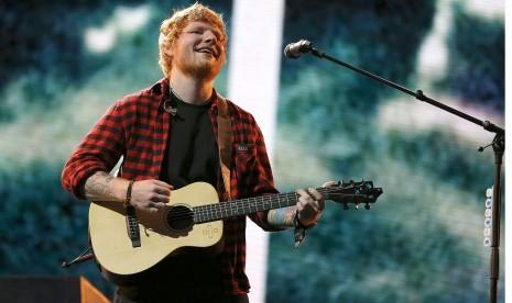 Ed Sheeran Digugat Rp 1,4 T Tiru Lagu Marvin Gaye