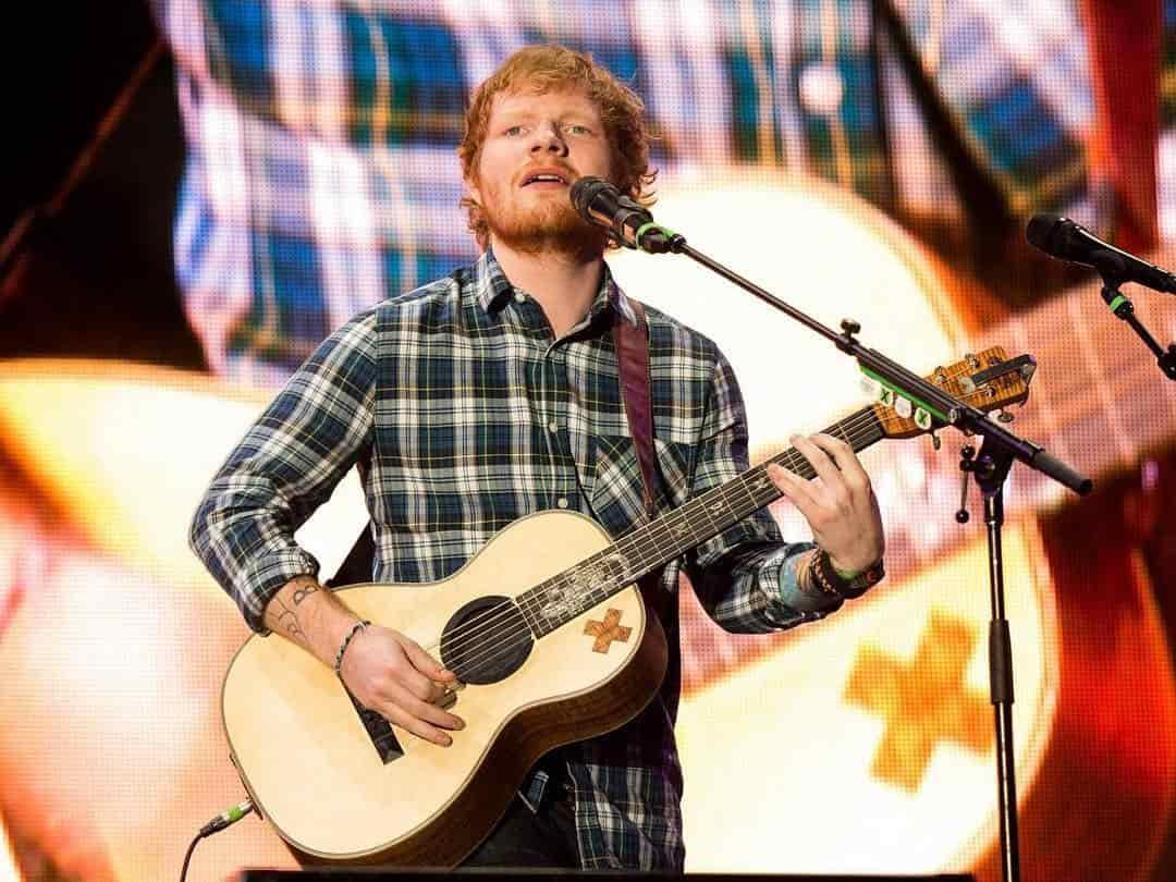 Ed Sheeran Berhenti Twitter-an