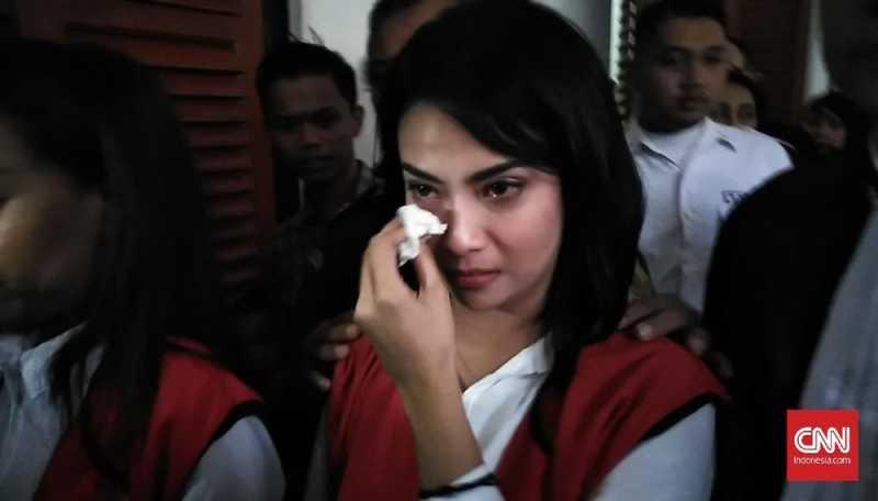 Vanessa Laporkan 7 Penyidik Polda Jatim ke Propam Mabes Polri