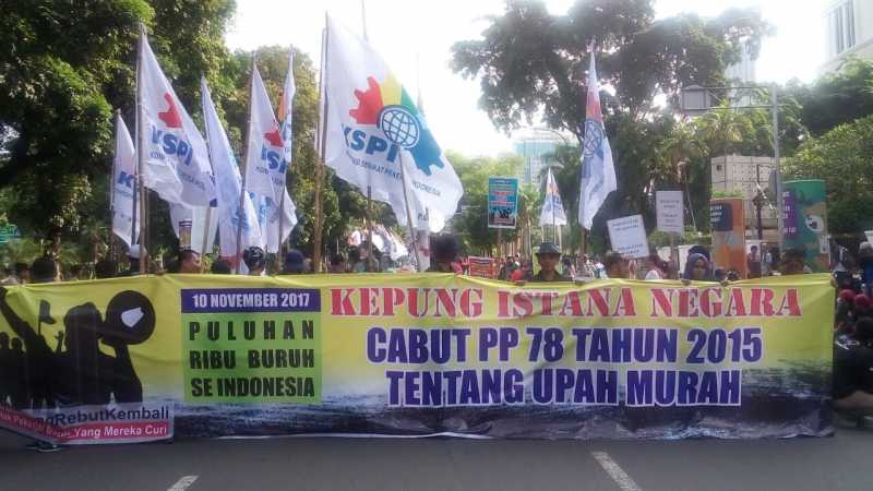 Upah Minimum Sektoral Jakarta 2018 Terbit, Berikut Daftar Lengkapnya