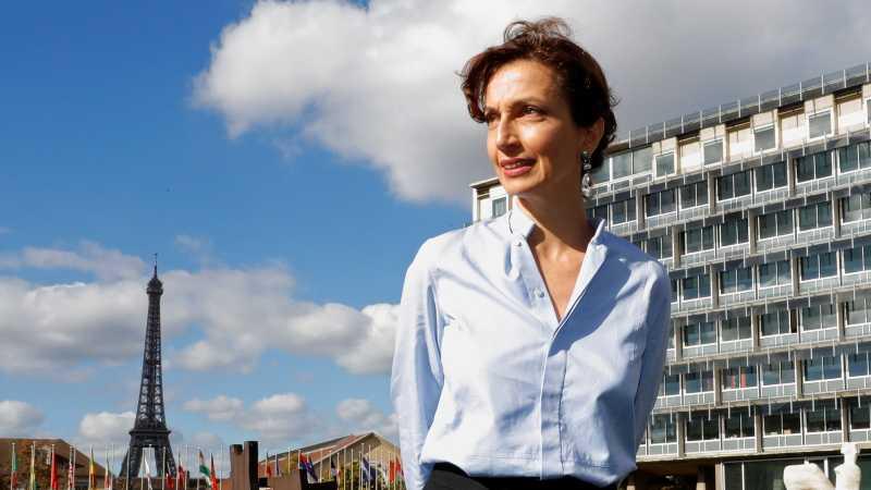 Audrey Azoulay Terpilih Jadi Pemimpin Baru UNESCO