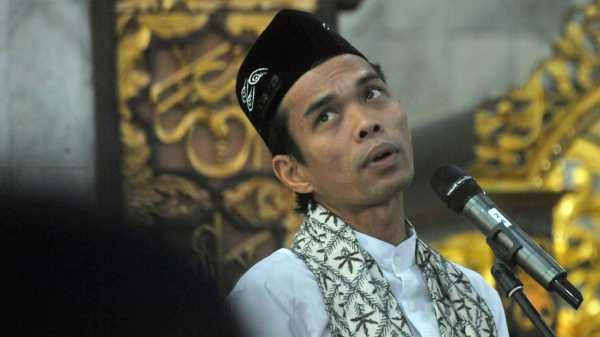 Ustaz Abdul Somad Bantah Masuk Calon Timses Prabowo-Sandi