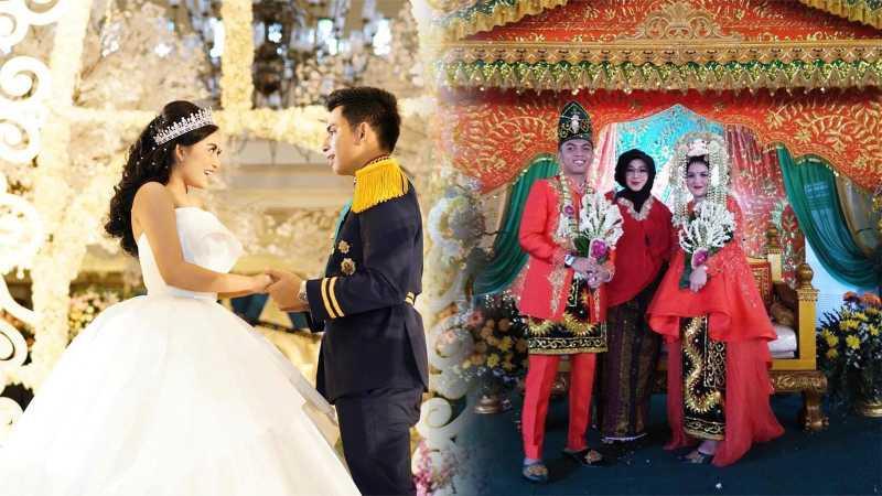 5 Pernikahan Mewah di Indonesia, dari Artis hingga Pengusaha Batu Bara