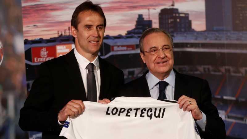 Lopetegui Sudah Puas dengan Skuat Milik Real Madrid