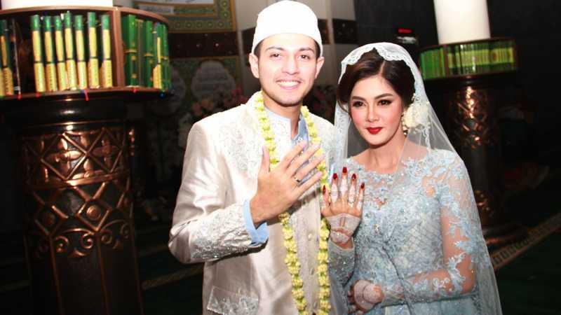 Risty Tagor Tak Hadiri Pernikahan Rifky Balweel-Biby Alraen