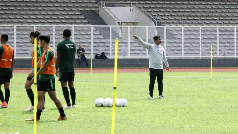 Timnas U-22 Tetap Mematok Target Tinggi di Piala AFF