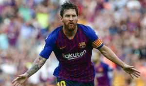 Messi Kokoh di Puncak Daftar Top Skorer La Liga