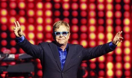 Terinfeksi Virus Mematikan, Ini Kabar Terakhir Elton John