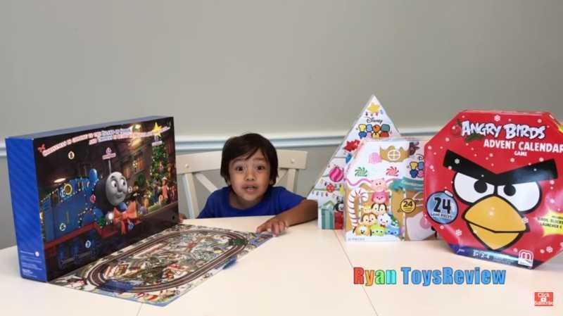 Ryan, Bocah 6 Tahun yang Hasilkan Rp 149 Miliar dari YouTube