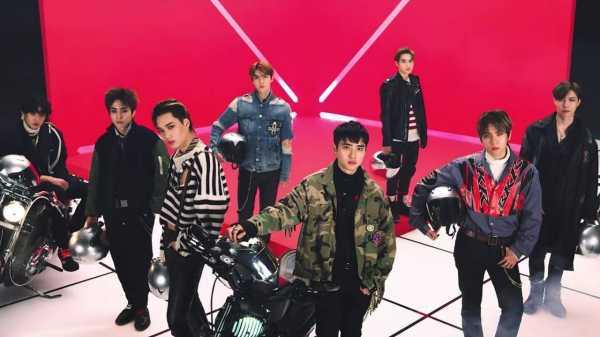 Rahasia di Balik Video Musik Tempo Milik EXO
