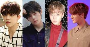 6 Idol K-Pop Pria Ini Memiliki Bulu Mata yang Panjang dan Tebal Alami