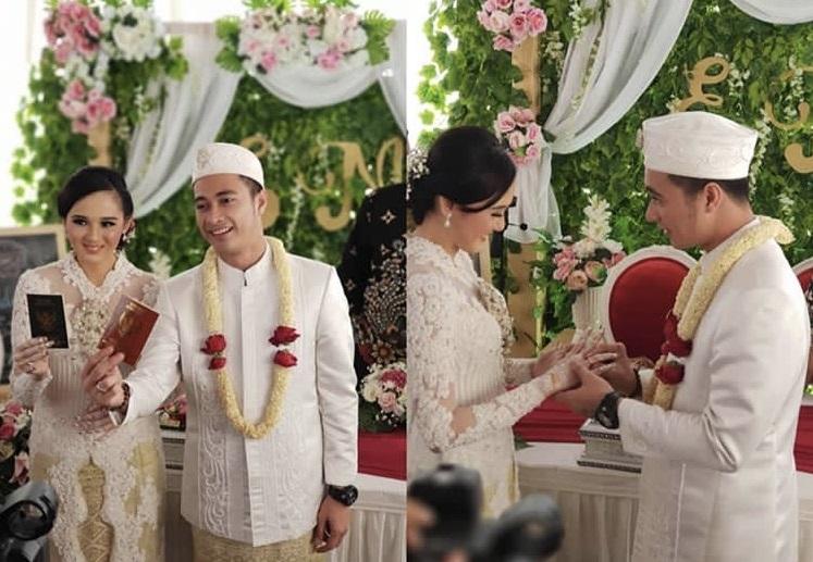 Bikin Haru, Ini Unggahan Pertama Istri Eza Gionino Setelah Menikah